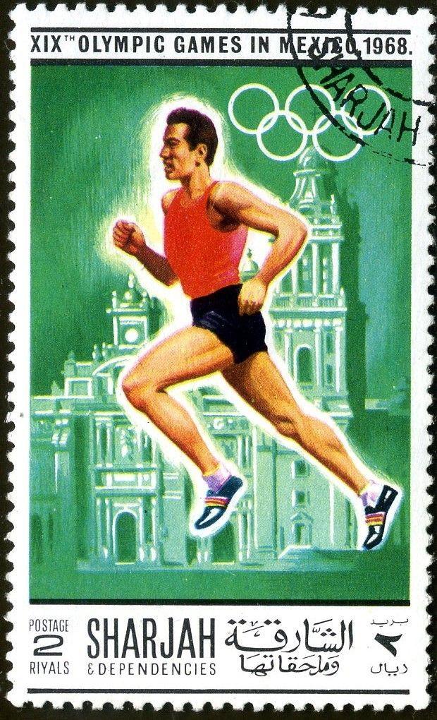 Summer Olympics 1968 Mexico City