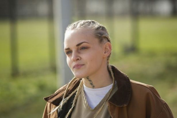 Madeline Brewer in Orange Is The New Black