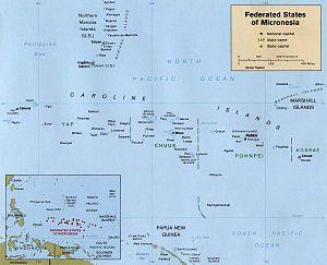 Federated States of Micronesia - Wikipedia, the free encyclopedia