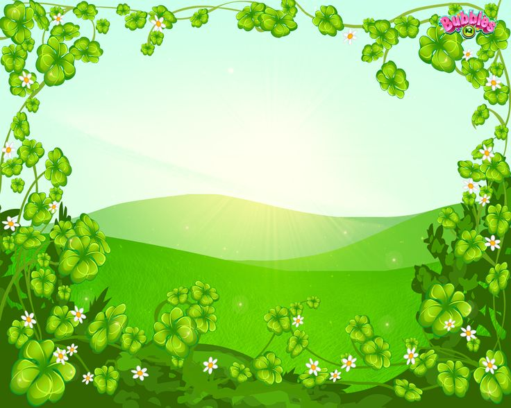 St. Patrick's theme. Check out our latest backgrounds & themes and join the bubble poppin' fun! Play #BubblesIQ: www.bubblesiq.com