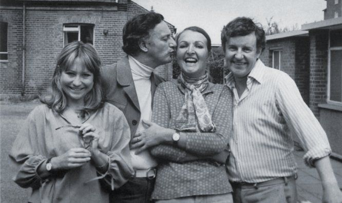 The Good life ~ Felicity Kendall, Paul Eddington, Penelope keith,  Richard Briers