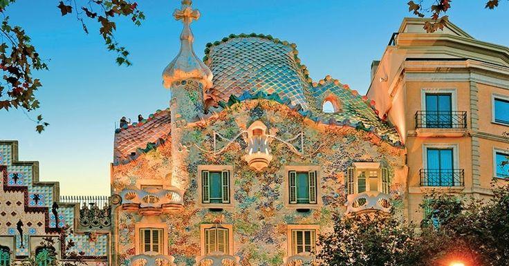 10 Hotéis Centrais em Barcelona #viagem #barcelona #espanha