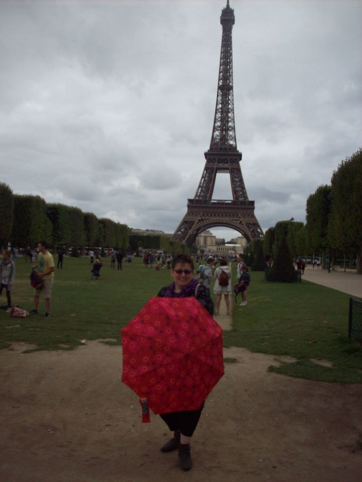 I and Marimekko and Eiffel tower