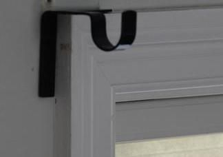 25 Best Ideas About Double Curtain Rod Brackets On