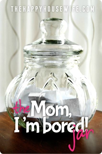 """Beat summer boredom with these FREE Printable """"Mom, I'm bored!"""" Activity Cards 