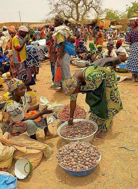 Burkina Faso, Afrika