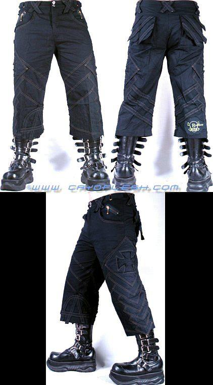 Anarchy Quarter Pants