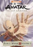 Avatar - The Last Airbender: Book 1 - Water, Vol. 1 [DVD], 889244