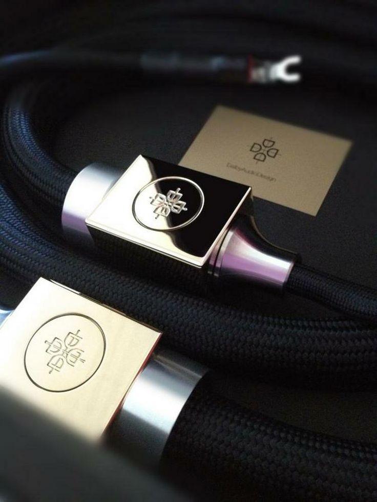 Dalby Audio Design D7-1000UE Earth Cable http://cybwiz.blogspot.de/2012/12/dalby-ultimate-ground-wire-u-1000.html