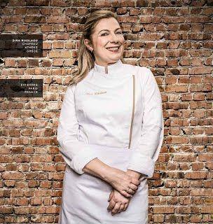 Chaqueta para chef mujer - marca francesa Clement Design, modelo Sienne. #chef, #cocina, #chaquetas, #uniformes, #uniformesparachef, #filipinas.