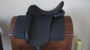 County Prefection #dressage saddle for sale