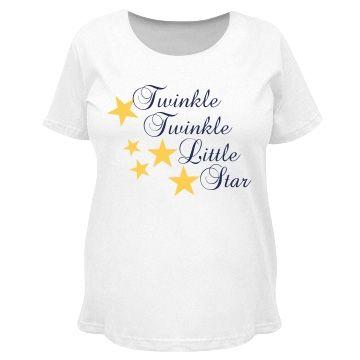 Twinkle Twinkle | Custom maternity