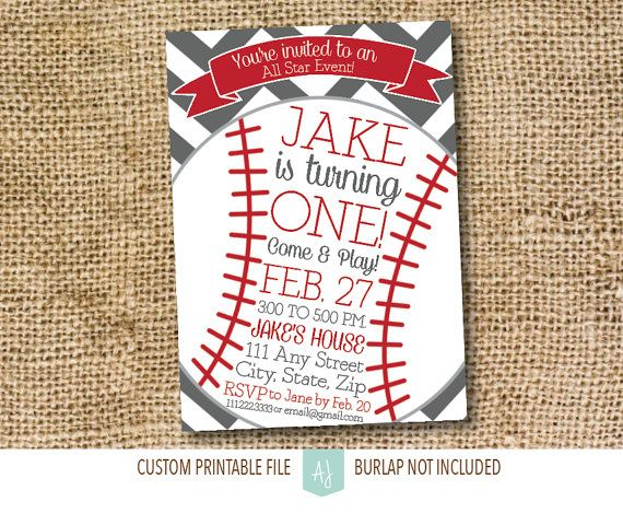 17 Best Ideas About Baseball Themed Parties On Pinterest
