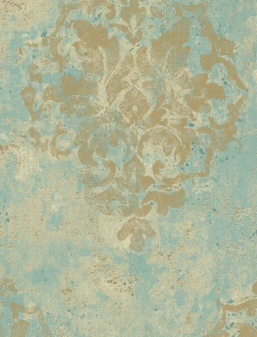 Wallpaper By The Yard Antiqued Distressed by WallpaperYourWorld