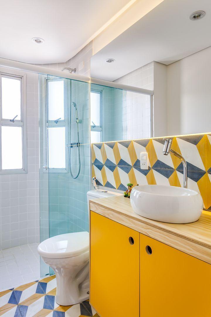 Para quem precisa decorar um banheiro simples e pequeno: confira nossa seleção com 75 inspirações e dicas práticas para ter um resultado bonito e elegante.