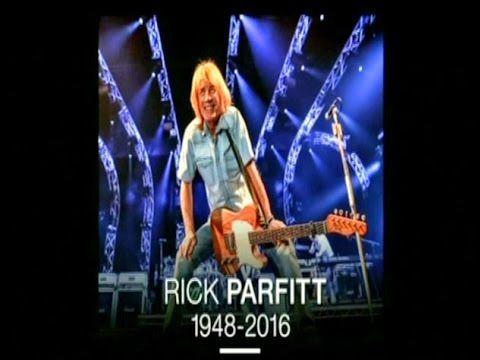 Rick Parfitt - Status Quo legend - As the news of his sad death broke in...