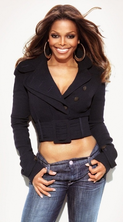 40+ inspiration...Janet Jackson...<3 grt hair and makeup natural yet gorgeous !