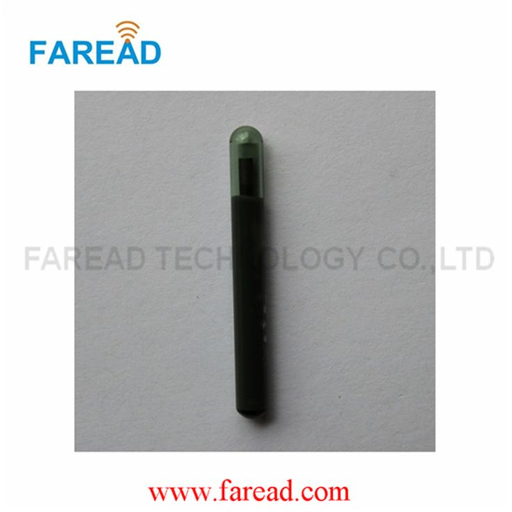 Animal Glass  Tag 134.2KHZ/125KHZ   x60pcs  4*34mm  livestock microchip EM4305    #Affiliate