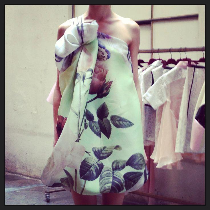 Antonio Marras special dress!  Asap in store and online! Www.519web.it