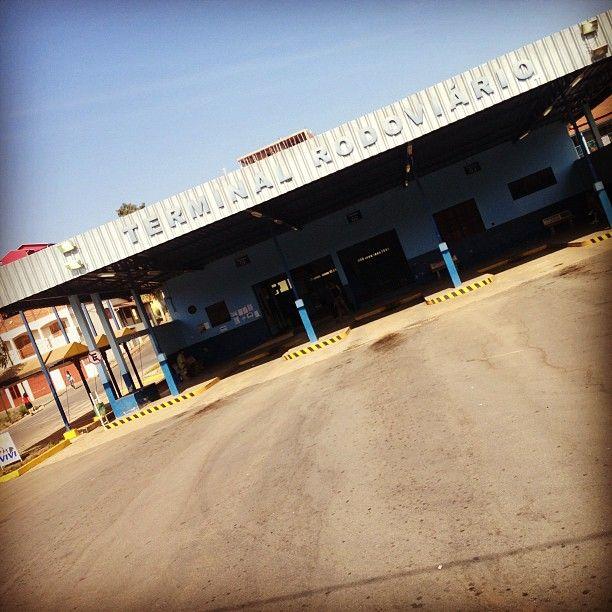 Terminal Rodoviário de Itapeva de Minas