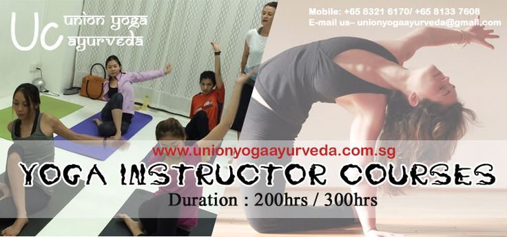 Union Yoga offers Yoga Alliance certification, Yoga Teacher Training Courses, Yoga Instructor Courses.