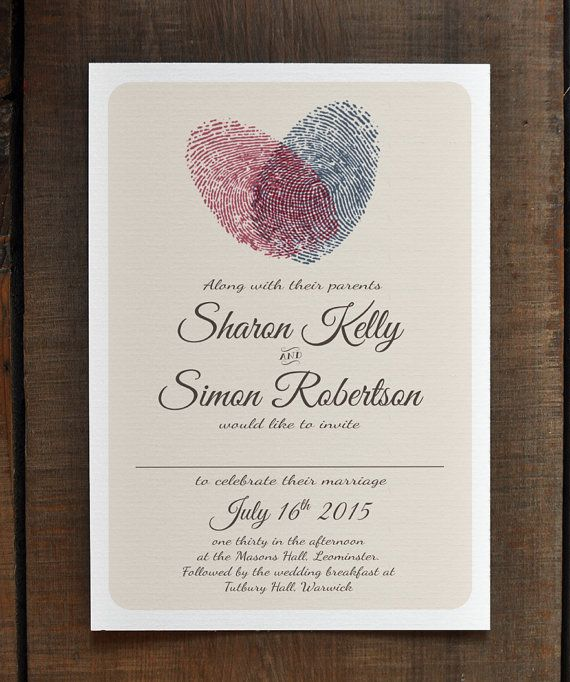 39 best Wedding invitations and thank you images on Pinterest - invitation letter australia