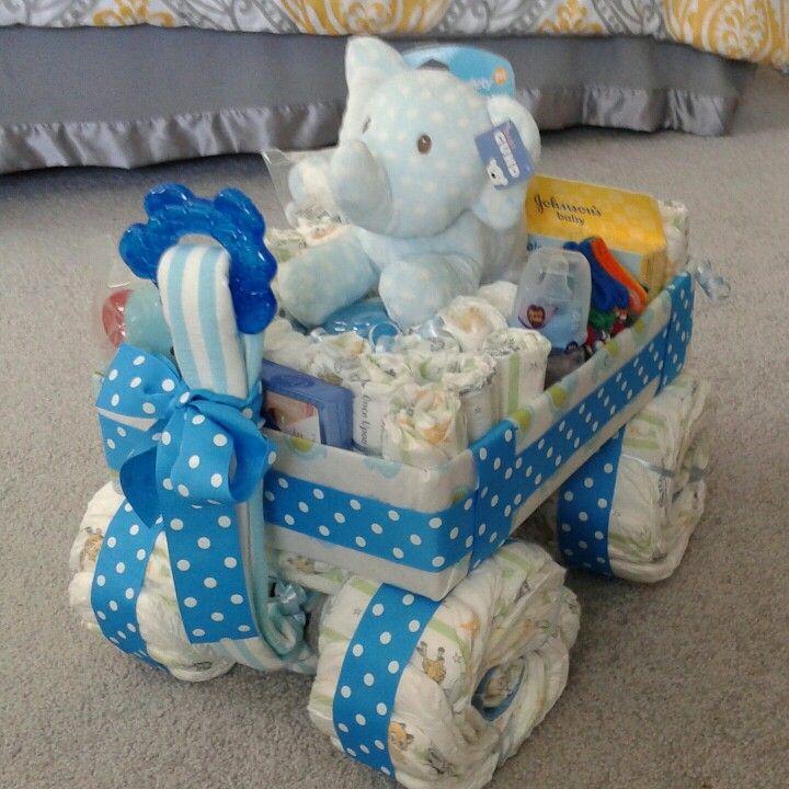 Diaper Wagon by Jamie