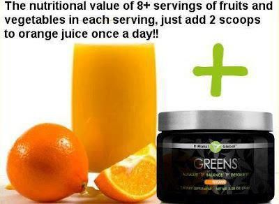 Greens ingredient breakdown and benefits «  order at http://lgraves.myitworks.com