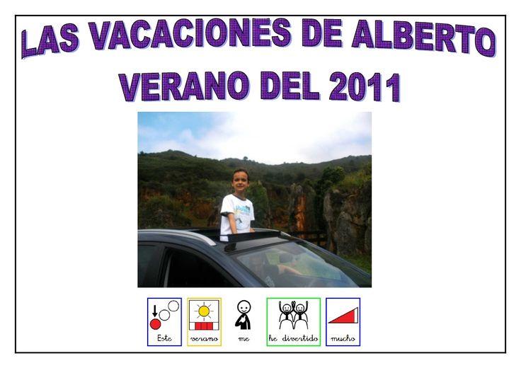 Las Vacaciones de Alberto