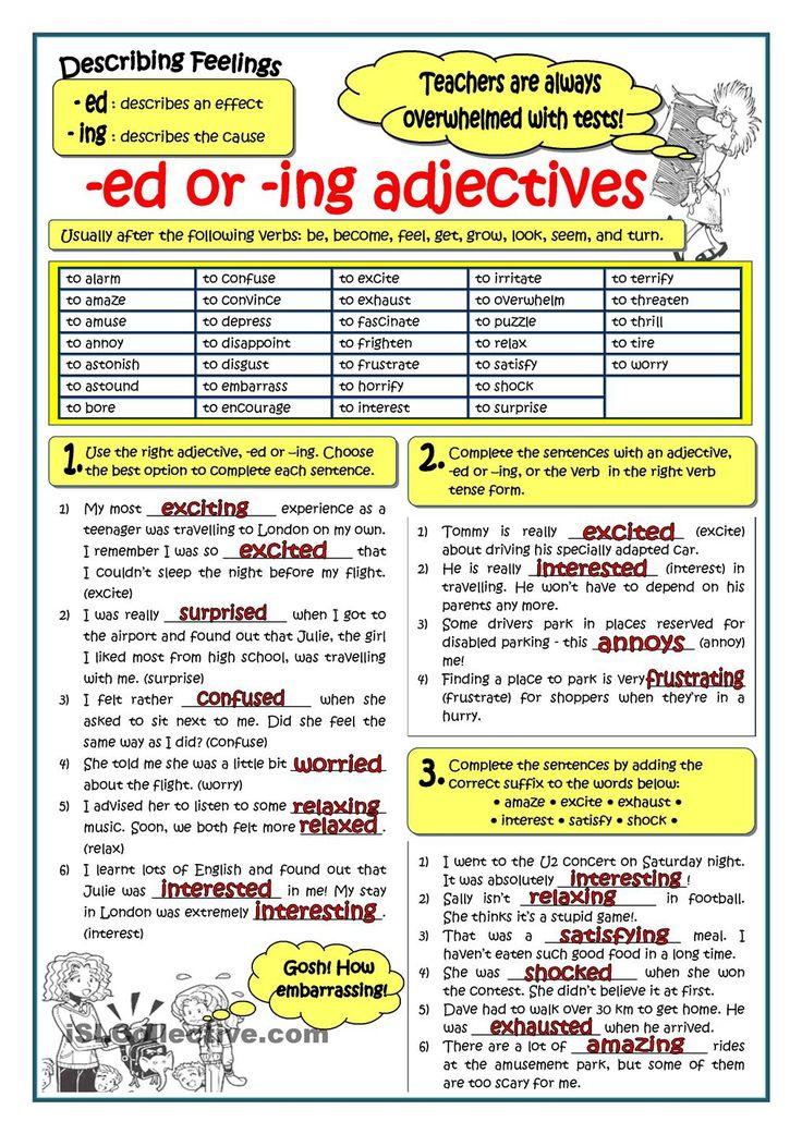 382 best ENGLISH LANGUAGE WORKSHEETS! images on Pinterest ...