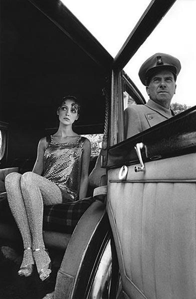 1967, London, photo by Jeanloup Sieff