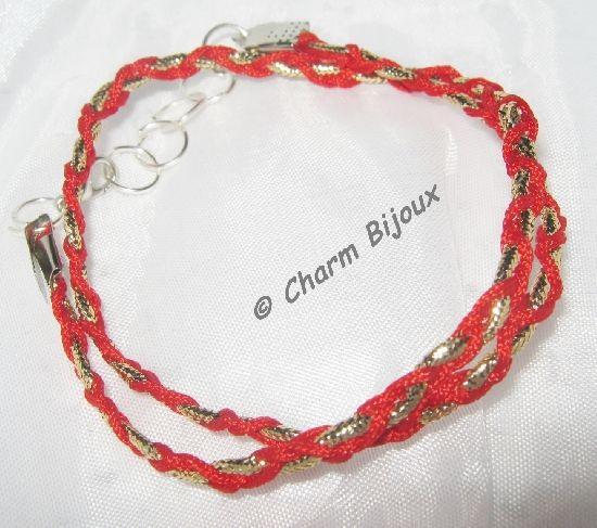 Bratara dubla, by charm.bijoux, 10 Lei
