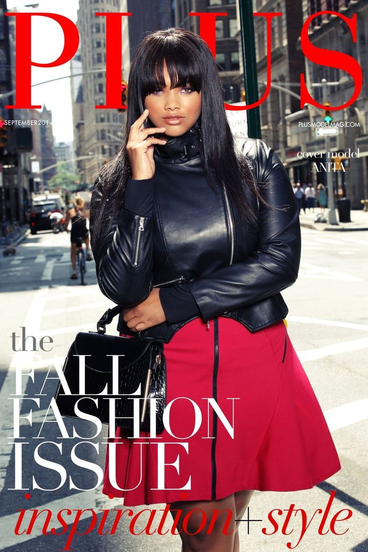 PLUS Model Magazine News: Our Fall Fashion 2014 Issue Is Here! - PLUS Model Mag