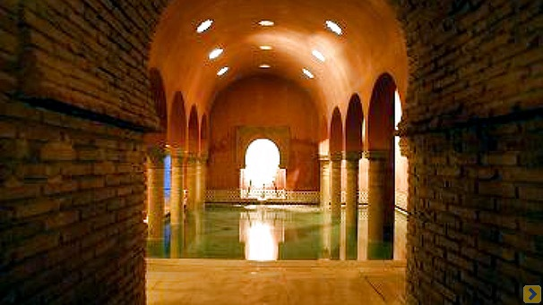Arabic Spa Medina Mayrit (Things to do in Madrid, Spain)