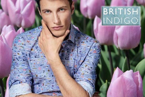 De Nieuwe Collectie British Indigo #overhemden is nu online te koop. Kijk voor alle #modellen op https://www.shirtsupplier.nl/nl/nieuw-merk/british-indigo #britishindigo