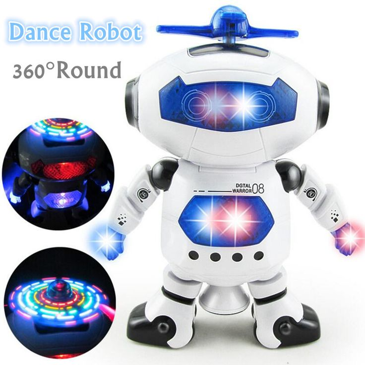 $35.25 - Cool 2017 New Smart Space Dance Robot Electronic Walking Toys With Music Light Gift For Kids Astronaut Toys For Children - Buy it Now!