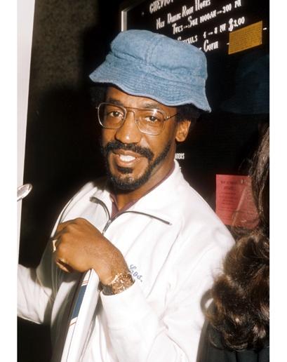 Bill Cosby, Denim Bucket Hat.