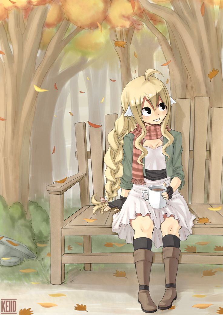 Fairy Tail Mavis
