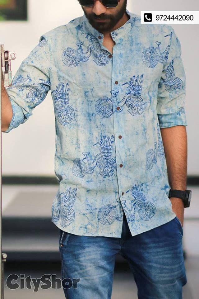 the Fashion Label assures to be light on your pockets! Call- 9724442090 #Fashion #Clothing #Apparels #Sale #Discount #Menswear #MensFashion #Kurtas #FashionLabel #fashionwear #PrintBandhaniShirts #BespokeThread #CityShorAhmedabad
