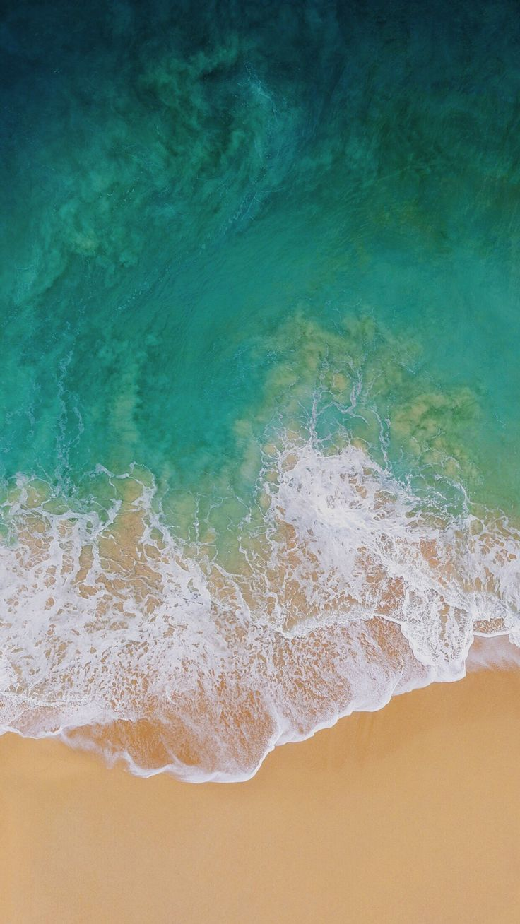 Ocean Beach Our Forever Iphone Wallpaper Ocean Ios 11 Wallpaper Iphone Wallpaper Ios