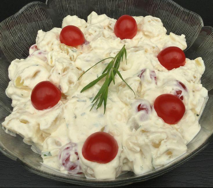 Kartoffelsalat Bearnaise