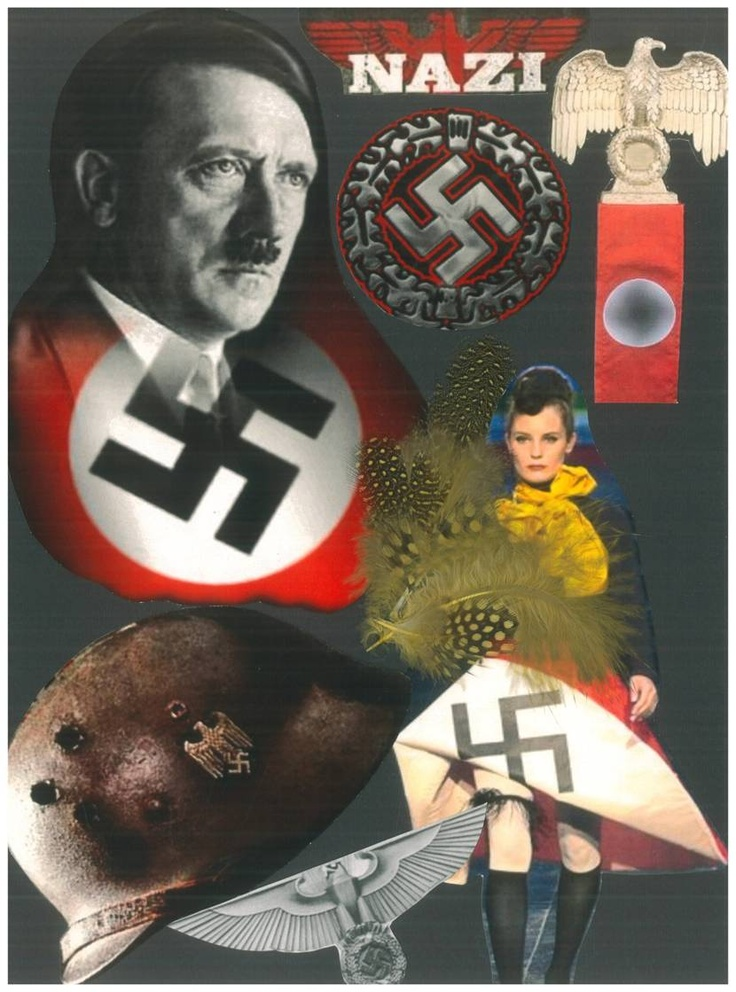 mood board inspiration, HITLER