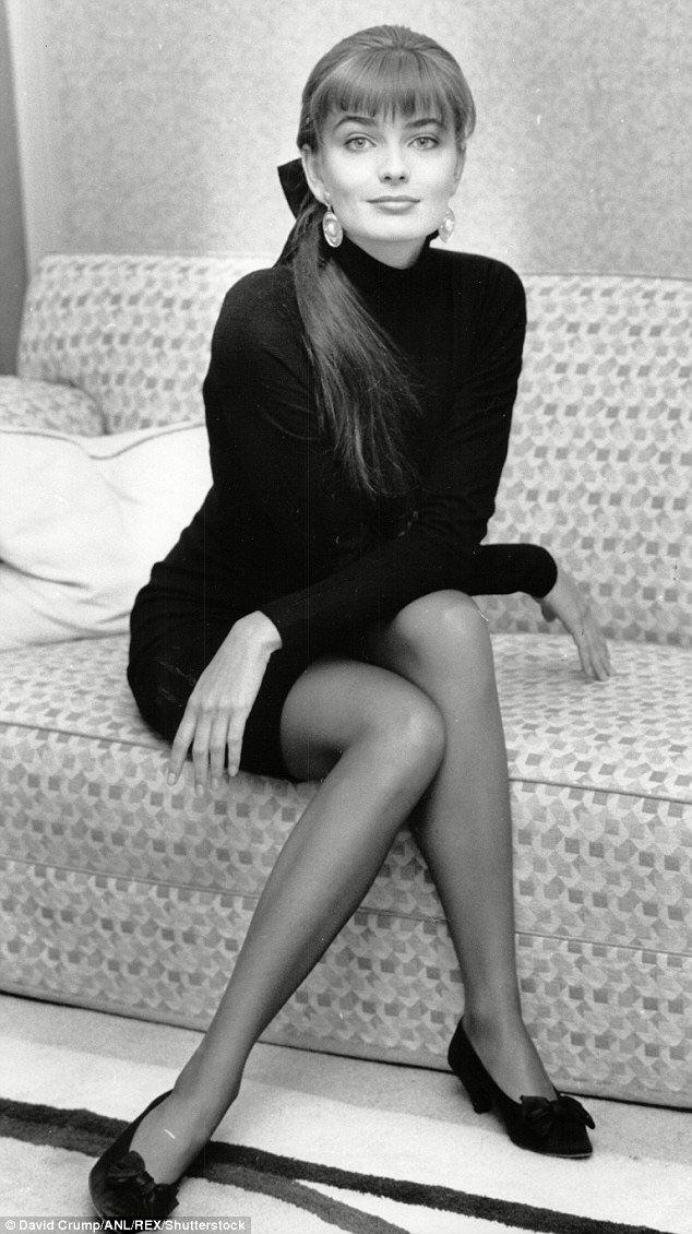 Paulina Porizkova 1988 Photo Credit - David Crump