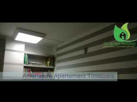 http://www.youtube.com/watch?v=SlOPlMTbNSA  Constructii Timisoara Amenajare Apartament Freidorf Lex Design Building