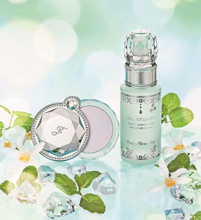 JILL STUART fruit & aroma mist refresh oil control pore solid essence limited items