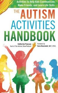 The Autism Activities Handbook is free on kindle for a limited time!