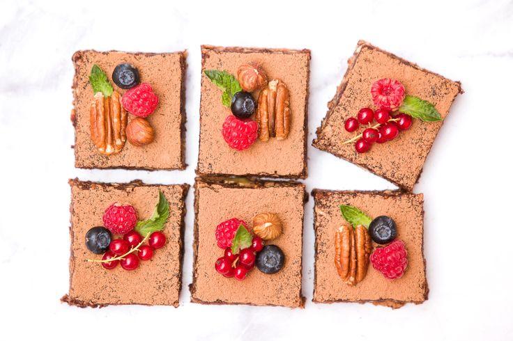 Sütés nélküli brownie - MINDENMENTES