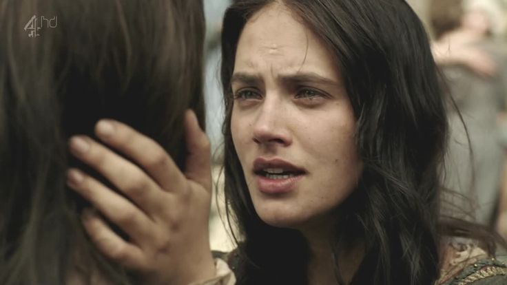 Jessica Brown Findlay in TV-mini-series 'Labyrinth' (2012)
