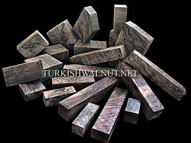 7 Best Ideas About Burl Turkish Walnut Knife Handle Blocks