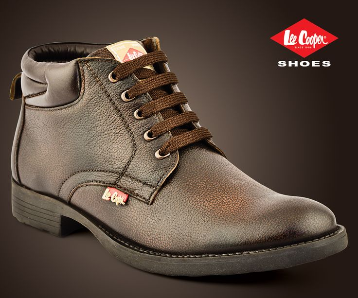 Lee Cooper men's boot. LC9519 Brown #LeeCooper